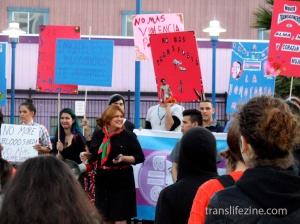 San Francisco, Ca Anti-Trans Violence Rally