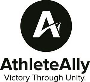 Athlete Ally logo