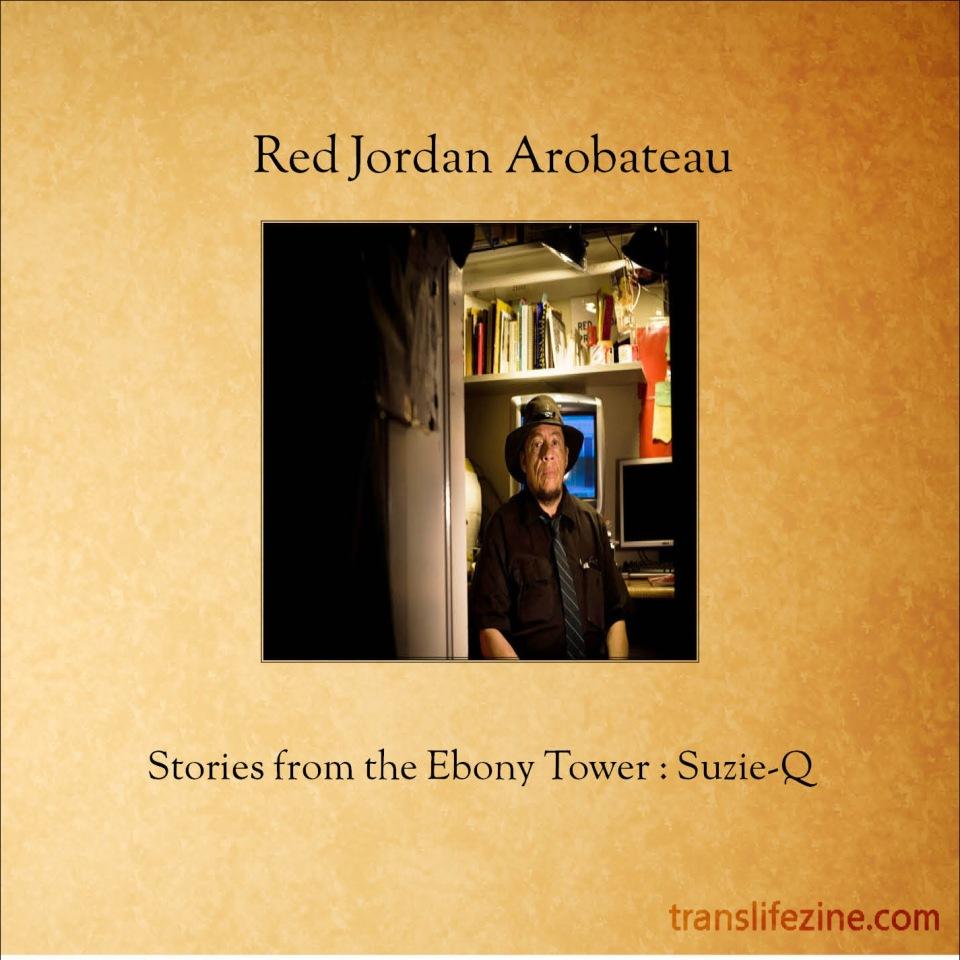 Red Jordan Arobateau CD cover